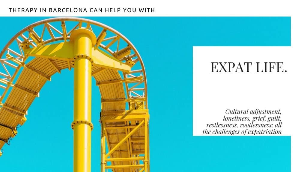 expat therapy barcelona