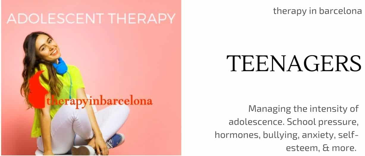 therapy in barcelona